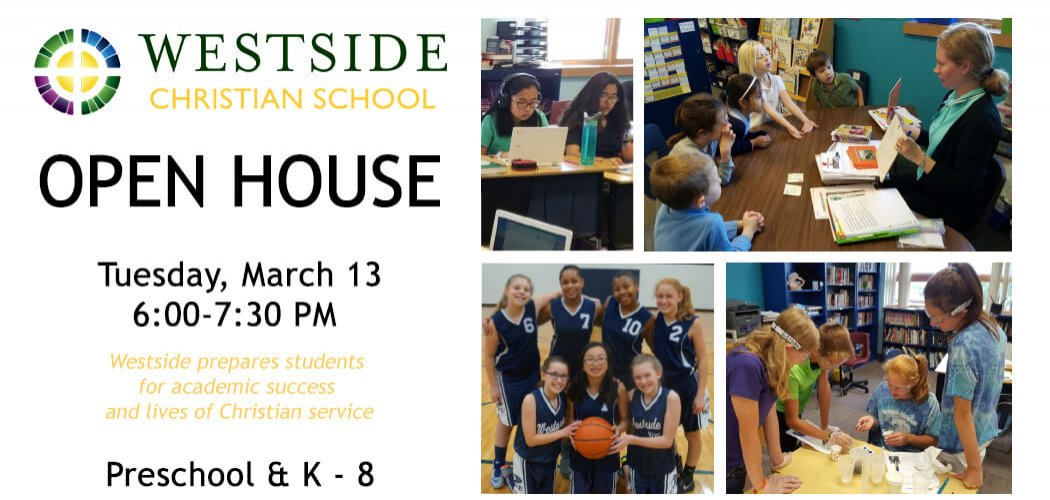 WCS Open House web march 13